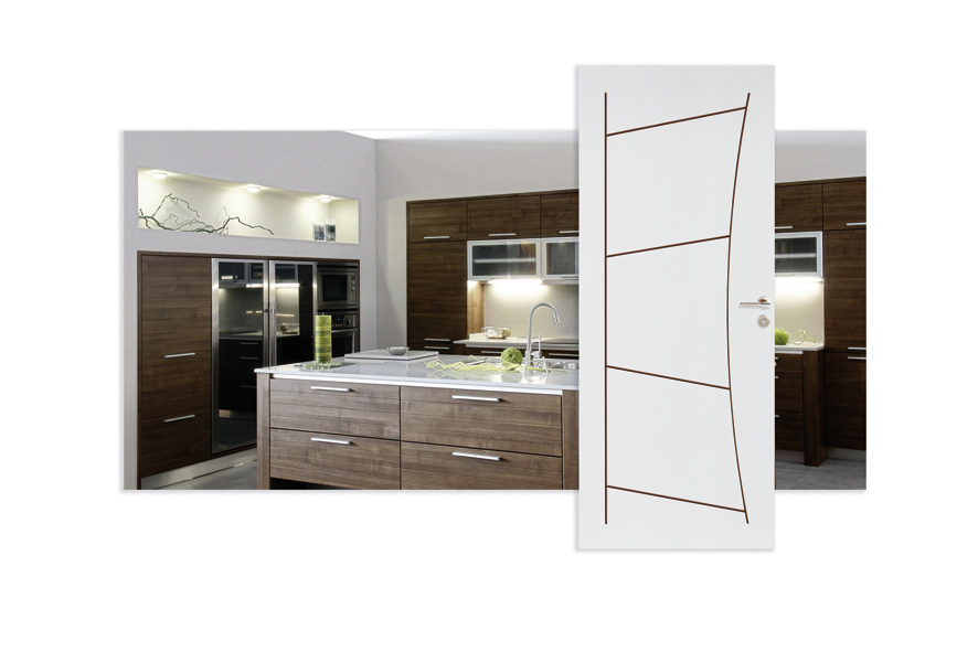 Bloc porte int rieur js menuiseries for Bloc double porte interieur